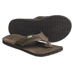 Sanuk Saddle Up Thong Sandals (For Men)