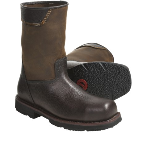 Timberland PRO® Palisade Wellington Steel Toe Work Boots - Leather (For Men)
