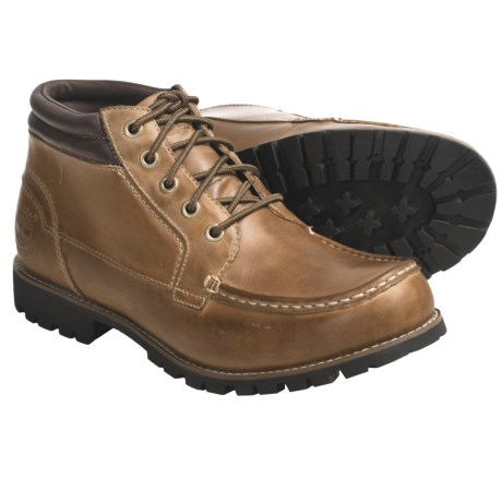 Timberland Earthkeeper Rugged 5-Eye Work Boots - Leather (For Men)