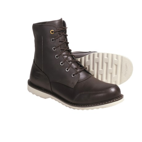 Timberland Newmarket Trans Boots - Leather, Lace-Ups (For Men)