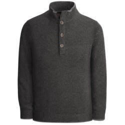 Isaiah Ciarrai Merino-Cashmere Sweater (For Men)