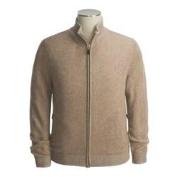 Isaiah Ciarrai Cashmere Cardigan Sweater (For Men)