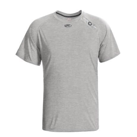 Rawlings Power Balance Heat Fusion Poly Tech T-Shirt - Short Sleeve (For Men)