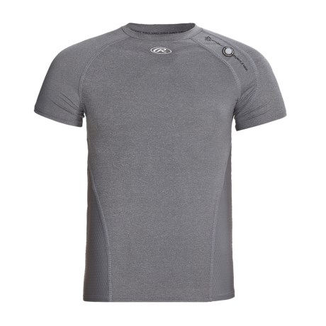 Rawlings Power Balance Heat Fusion Compression T-Shirt - Short Sleeve (For Men)