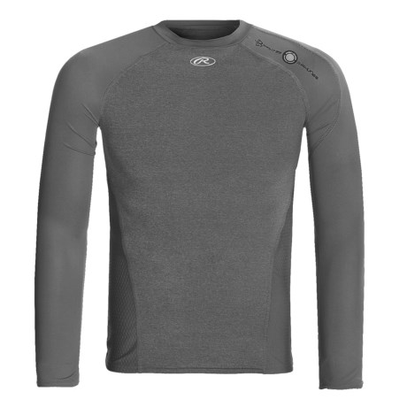 Rawlings Power Balance Heat Fusion Compression Shirt - Long Sleeve (For Men)
