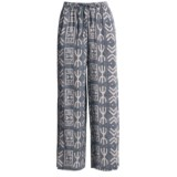Orvis Print Pants (For Women)