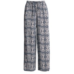 Orvis Print Pants (For Women)