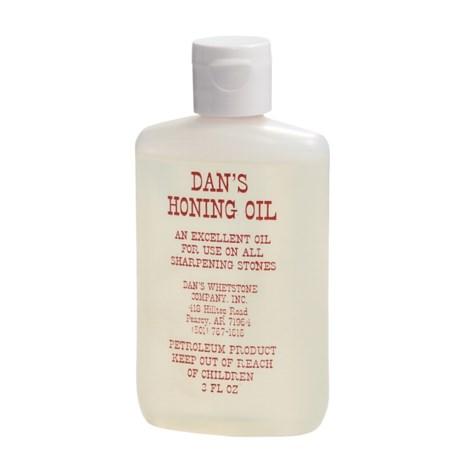 Dan's Whetstone Dan's Whetstone Honing Oil Bottle - 3 fl.oz.