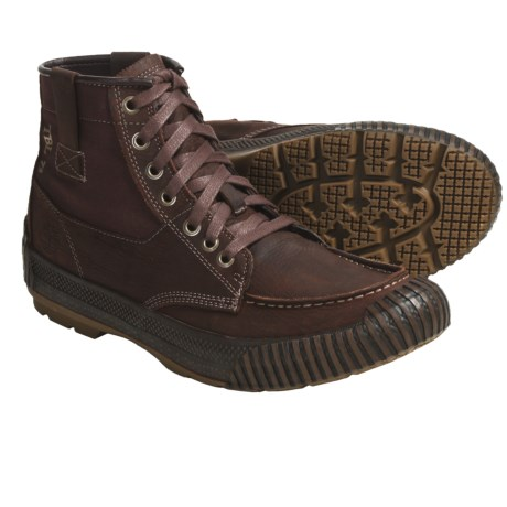 Timberland City Adventure Hookset Chukka Boots - Moc Toe, Leather (For Men)