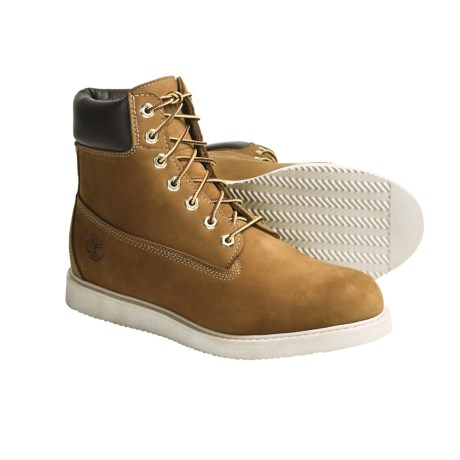"Timberland New Market Flat Wedge Boots - Waterproof, 6"" (For Men)"