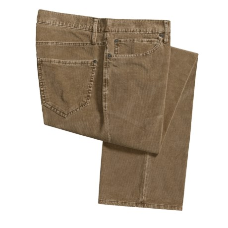 Hickey Freeman Corduroy Pants - Cotton, Five-Pocket (For Men)
