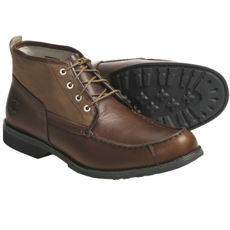 Timberland Earthkeepers City Chukka Boots - Leather (For Men)