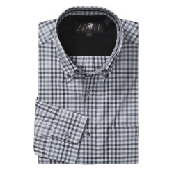 Hart, Schaffner & Marx Check Sport Shirt - Long Sleeve (For Men)