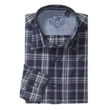 Hart, Schaffner & Marx Plaid Sport Shirt - Long Sleeve (For Men)