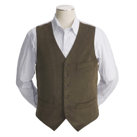 Hart, Schaffner & Marx Gable Vest - Pinwale Corduroy (For Men)