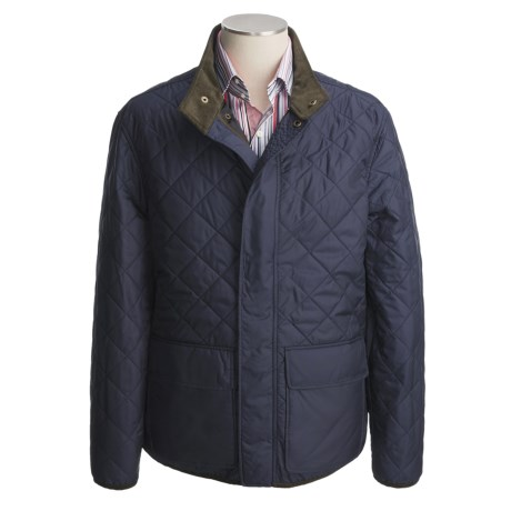 Hart, Schaffner & Marx Quilted Grant Coat (For Men)