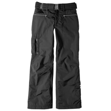 Bogner Sport Lita Cargo Ski Pants - Insulated, Techno-Stretch Twill (For Women)