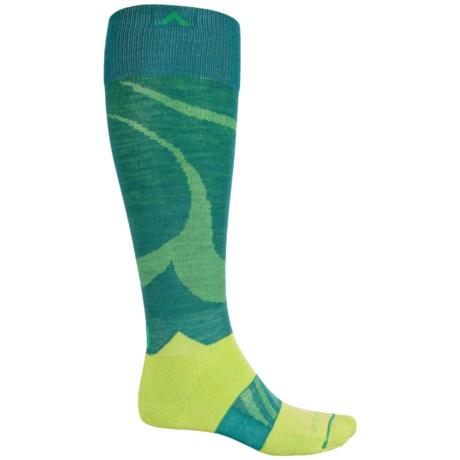 Wigwam Moarri Socks - Over the Calf (For Women)