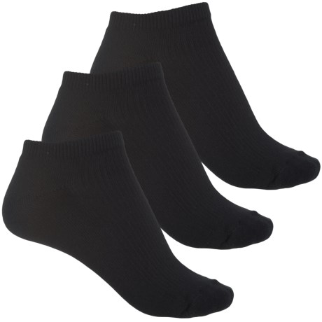 Sof Sole CoolMax® Running Socks - 3-Pack, Below the Ankle (For Women)