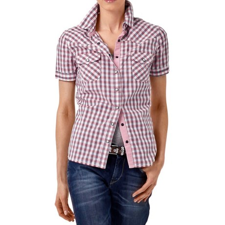 Bogner Fire + Ice Babs Shirt - Short Sleeve (For Women)