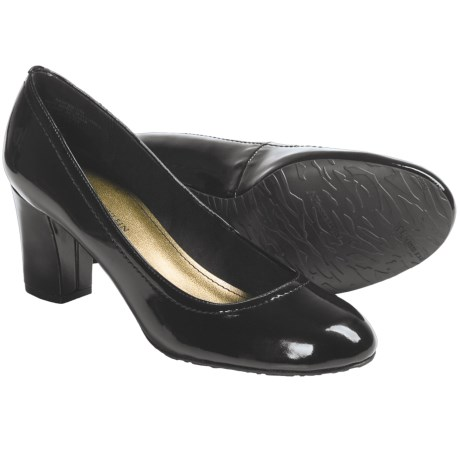 AK Anne Klein Fenton Pumps - Leather (For Women)