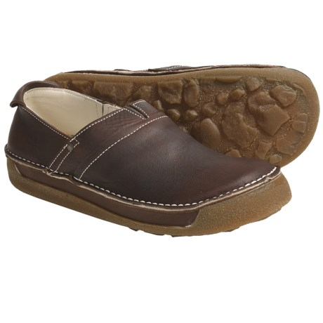 El Naturalista Moai Shoes - Leather, Recycled Materials (For Men)
