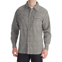 Quiksilver Prospect Ave Plaid Shirt - Long Sleeve (For Men)