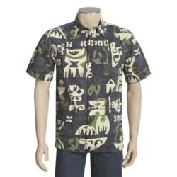 Quiksilver Te Pari Shirt - Short Sleeve (For Men)