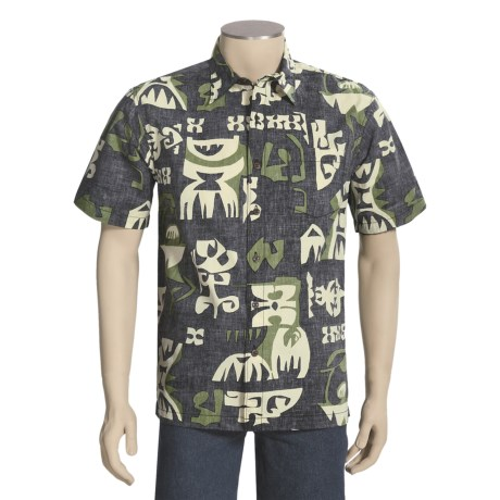 Quiksilver Te Pari Shirt - Short Sleeve (For Men)