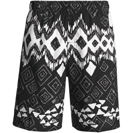 Quiksilver Freestyle Volley Shorts (For Men)