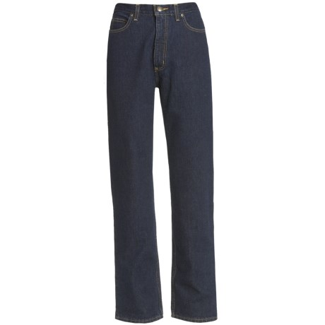 Washed Denim Jeans (For Women)