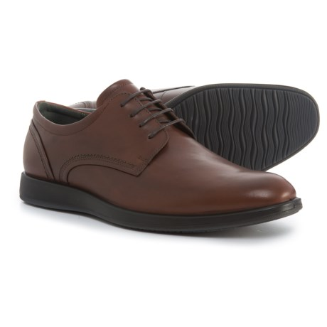 ECCO Jared Tie Oxford Shoes - Leather (For Men)