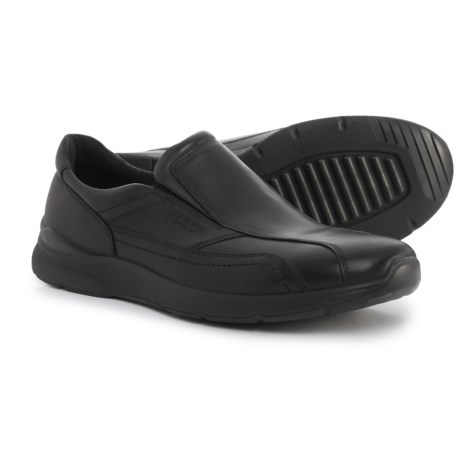 ECCO Irving Leather Shoes - Slip-Ons (For Men)