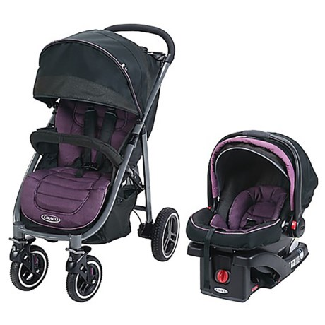 Graco Aire4 XT Travel System Stroller