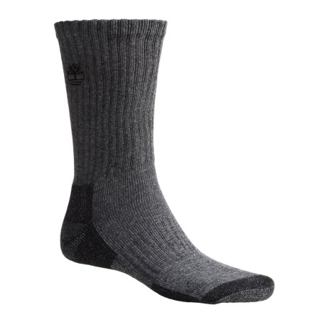 Timberland Stretch Cotton Socks - 2-Pack (For Men)