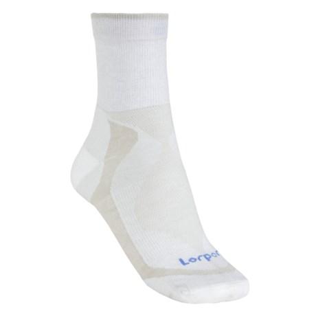 Lorpen Tri-Layer Light Hiking Socks - TENCEL®-CoolMax®, Crew (For Women)