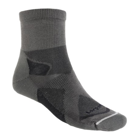 Lorpen Tri-Layer Light Hiking Shorty Socks (For Men and Women)
