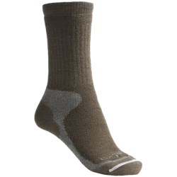 Lorpen Midweight Hiking Socks - Merino Wool, Crew (For Women)