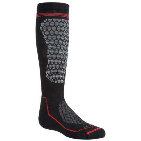 Lorpen Race Socks - Merino Wool, Lightweight (For Little and BIg Kids)
