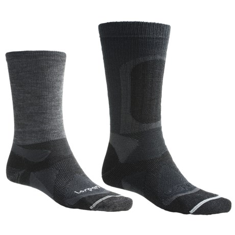Lorpen Cold-Weather System Stalker Hunting Socks - Merino Wool, Crew (For Men and Women)