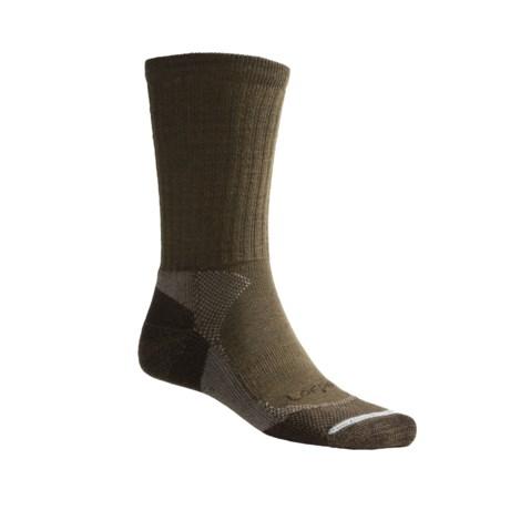 Lorpen All-Season Hunting Socks - Merino Wool, Lightweight, Crew (For Men and Women)