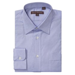 Hickey Freeman Solid Oxford Dress Shirt - Long Sleeve (For Men)
