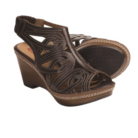 Pikolinos Gomera Sling-Back Sandals - Leather (For Women)