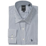 U.S. Polo Assn. Stripe Dress Shirt - Point Collar, Long Sleeve (For Men)