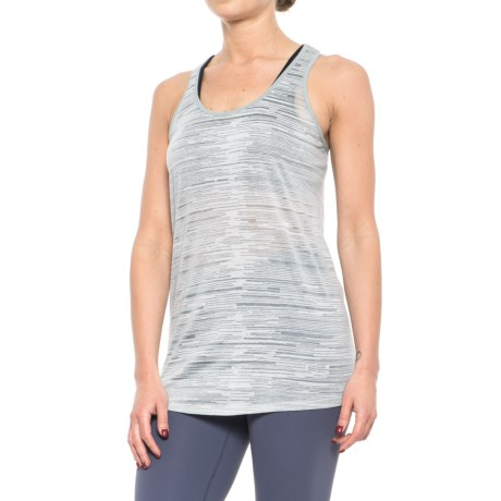 Kyodan Burnout Tank Top - Semi-Sheer, Racerback (For Women)