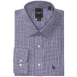 U.S. Polo Assn. Check Dress Shirt - Long Sleeve (For Men)