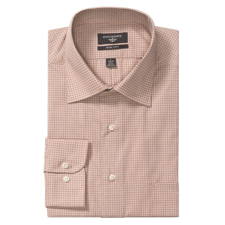 Dockers Iron-Free Carnaby Point Shirt - Classic Fit, Long Sleeve (For Men)