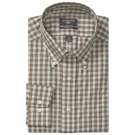 Dockers Iron-Free Graduate Shirt - Classic Fit, Long Sleeve (For Men)