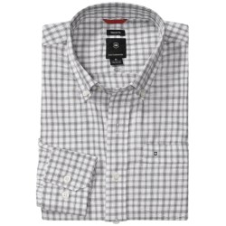 Victorinox Swiss Army Windowpane Plaid Shirt - Long Sleeve (For Men)