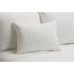 """Barbara Barry Peaceful Petals Boudoir Toss Pillow - 14x20"""""""
